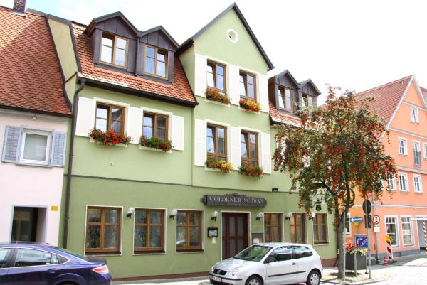 Hotel Pictures: Goldener Schwan Hotel Garni, Bad Windsheim