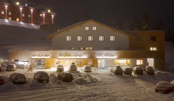 Fotos do Hotel: JoSchi Sporthaus Hochkar, Hochkar