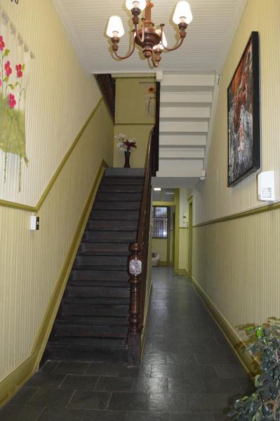 Фотографии отеля: Hostal y Cabañas La Casona, San José de la Mariquina