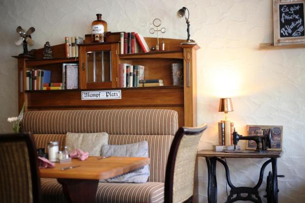 Hotelbilleder: Hotel Restaurant Bürgerstube, Ulmen