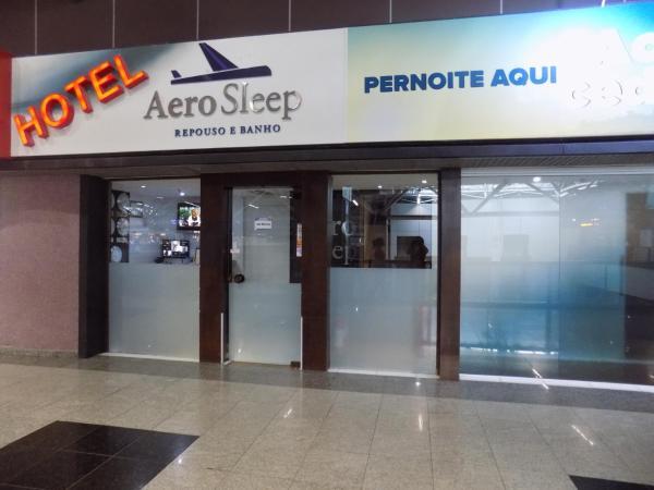 Hotel Pictures: Aero Sleep, São José dos Pinhais