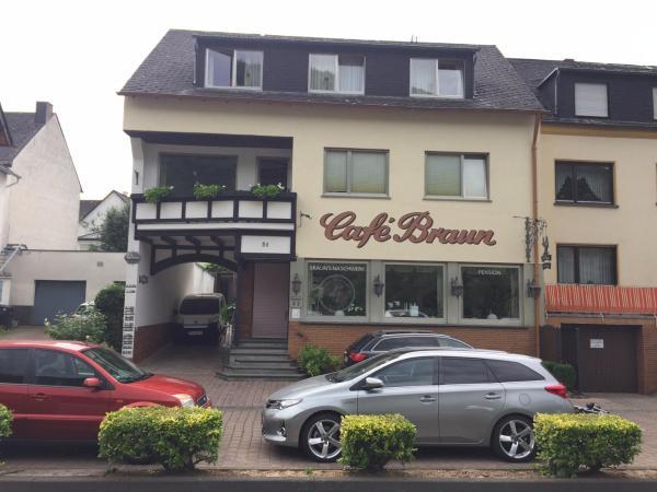 Hotelbilleder: Pension Cafe-Braun, Löf
