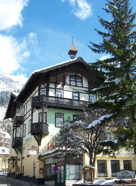 Hotel Pictures: Gästehaus Rübezahl, Bad Hofgastein