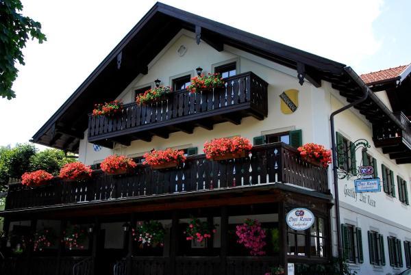 Hotelbilleder: Landgasthof Drei Rosen, Bernried