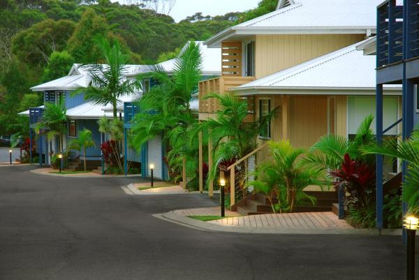 Hotellbilder: Flynns on Surf Beach Villas, Port Macquarie