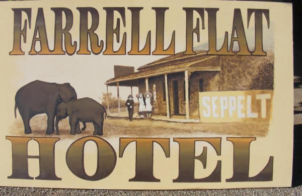 Hotellbilder: Farrell Flat Hotel, Farrell Flat