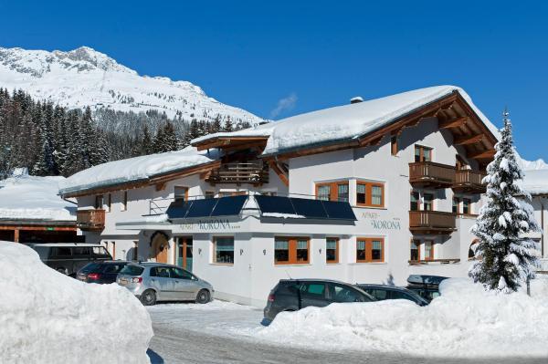 Hotelbilder: Apart Korona, Sankt Anton am Arlberg