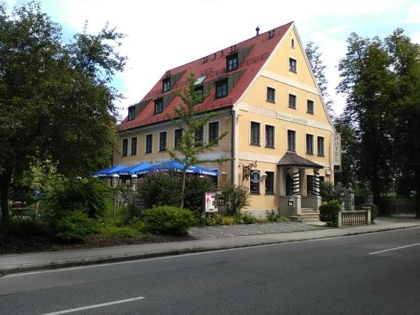 Hotelbilleder: Hotel Jagdschlössl Eichenried, Moosinning