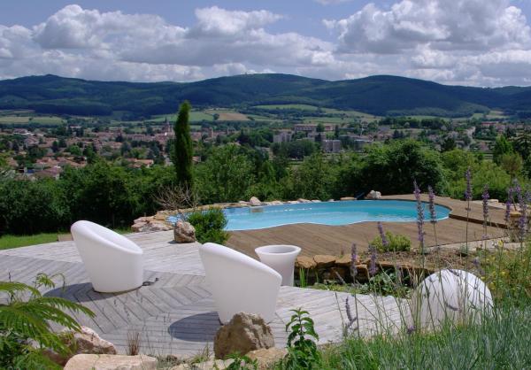 Hotel Pictures: La Villa Montillet, Cluny