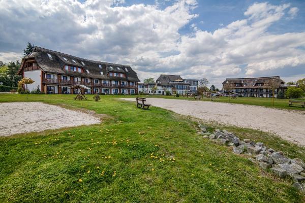Hotelbilleder: Hotel- und Ferienanlage Haffhus, Ueckermünde