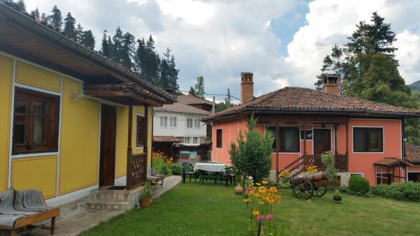 酒店图片: Mechta Guest House, 科普里夫什迪察
