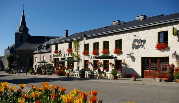 Fotografie hotelů: Auberge Le Relais, Corbion