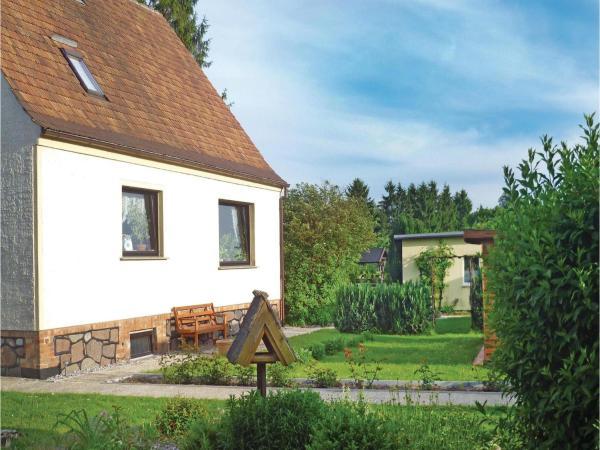 Hotelbilleder: Apartment Züssow with Fireplace I, Züssow