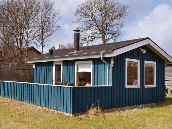 Hotel Pictures: Two-Bedroom Holiday Home in Saby, Sæby