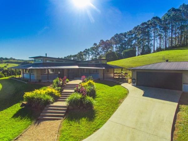 酒店图片: Hinterland Harmony - Oasis of serenity, Coorabell Creek