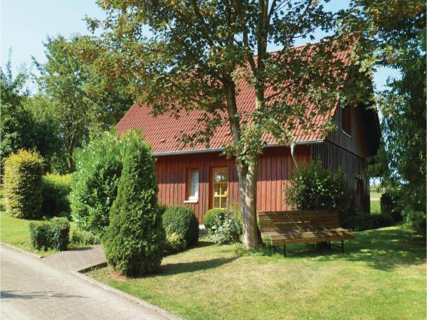 Hotelbilleder: Two-Bedroom Holiday Home in Brakel OT Bellersen, Bellersen