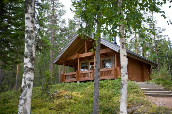 Hotel Pictures: Ukonloma Cottages, Rovaniemi