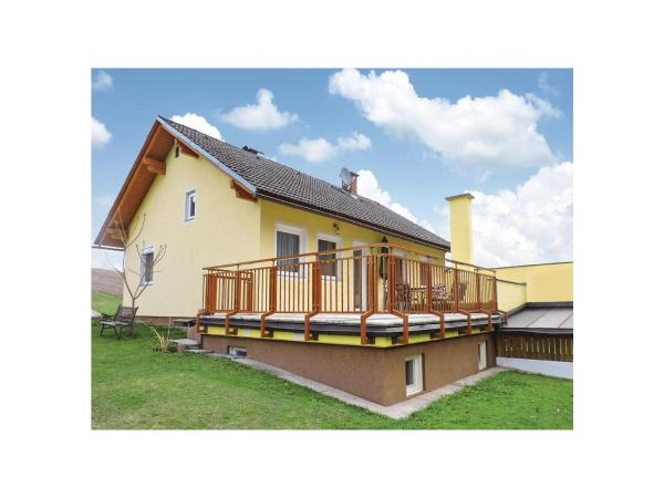 Φωτογραφίες: Three-Bedroom Holiday Home in Liebenfels, Liebenfels