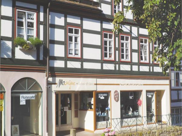 Hotelbilleder: Apartment Marktstraße Y, Schieder-Schwalenberg