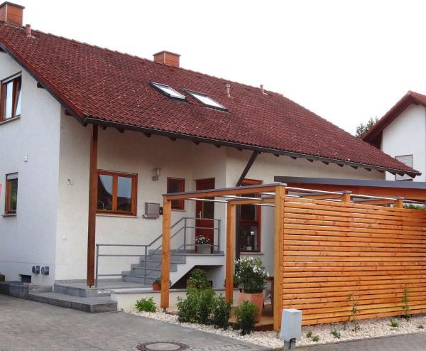 Hotel Pictures: Ferienwohnung im sonnigen Kaiserstuhl, Endingen