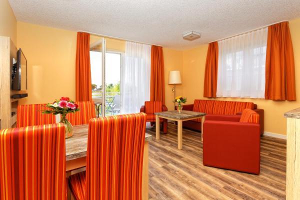 Hotelbilleder: Appartementhaus Achterwasserblick, Ostseebad Koserow