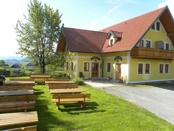 Фотографии отеля: Gästehaus Lisa, Дойчландсберг