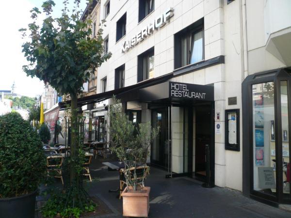 Hotelbilleder: Hotel Kaiserhof, Siegburg