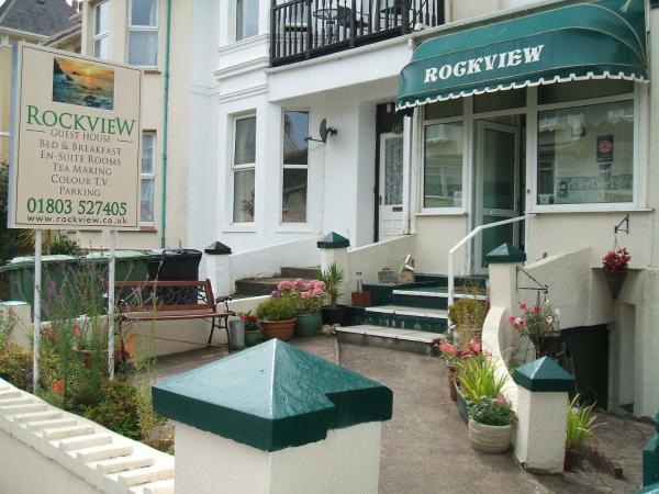 Hotel Pictures: Rockview Guesthouse, Paignton