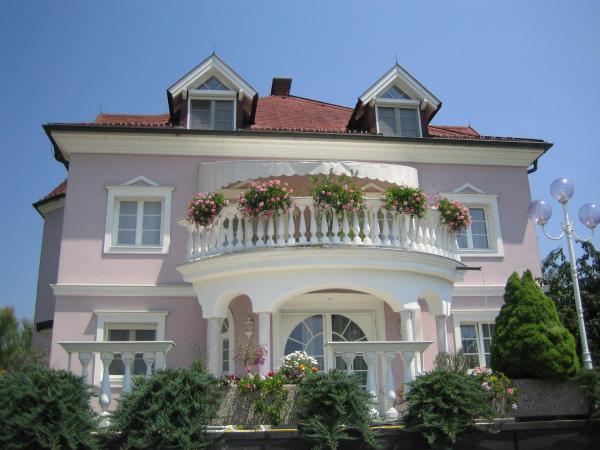 ホテル写真: Villa Rose, ザンクト・カンツィアン