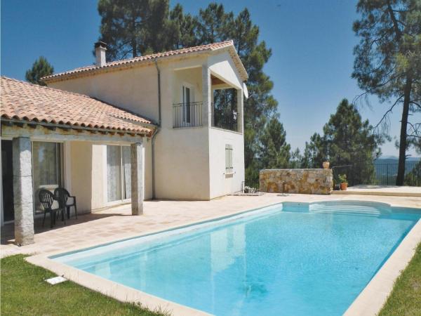 Hotel Pictures: Holiday home Chemin de Nicolas - Bordezac, Bordezac