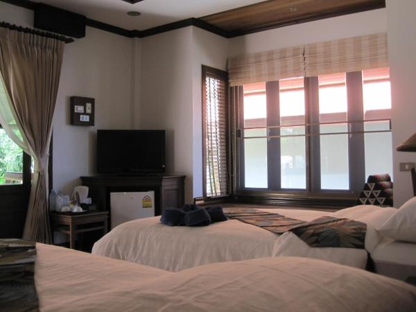 Deluxe Bungalow with Garden View - Twin Bed