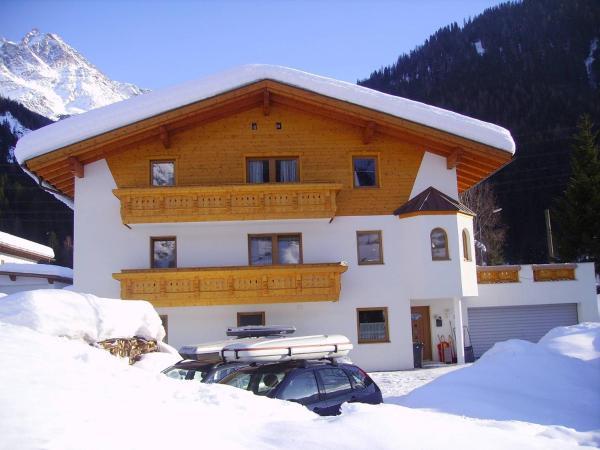 Fotos de l'hotel: Haus Stark, Pettneu am Arlberg