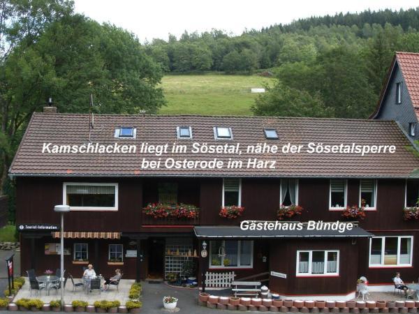Hotelbilleder: Gästehaus Bündge, Kamschlacken