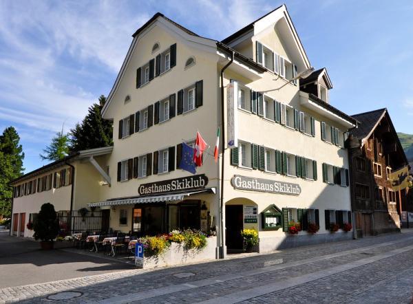 Hotel Pictures: Gasthaus Skiklub, Andermatt