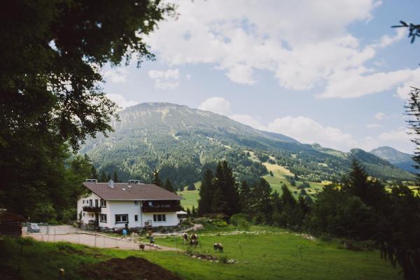 Hotelbilleder: Dreimäderlhaus am Berg, Pfronten