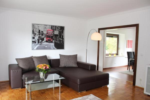 Hotelbilleder: Ferienwohnungen Benecke, Remagen