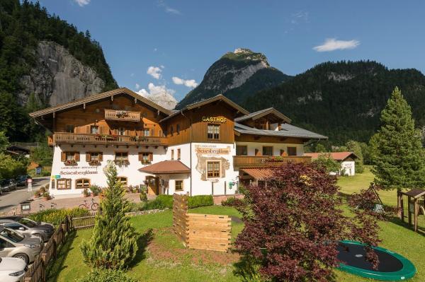 酒店图片: Landgasthof Seisenbergklamm, Weissbach bei Lofer