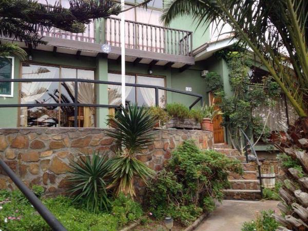 Фотографии отеля: Casa Hostal Centro Huasco, Huasco