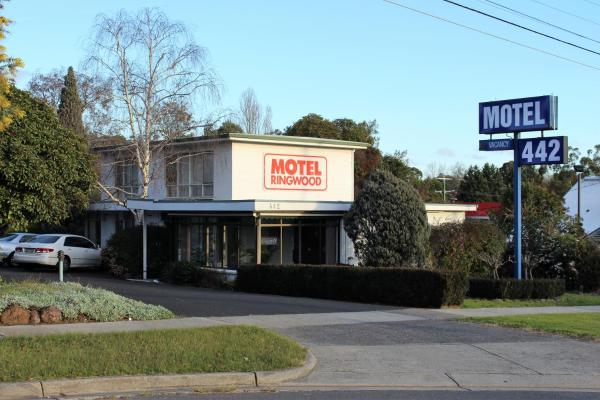 酒店图片: Motel Ringwood, Ringwood