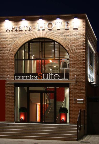 Hotel Pictures: Aparthotel Comforsuite, Boecillo