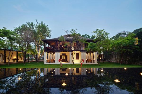 Fotografie hotelů: Anantara Chiang Mai Resort, Chiang Mai