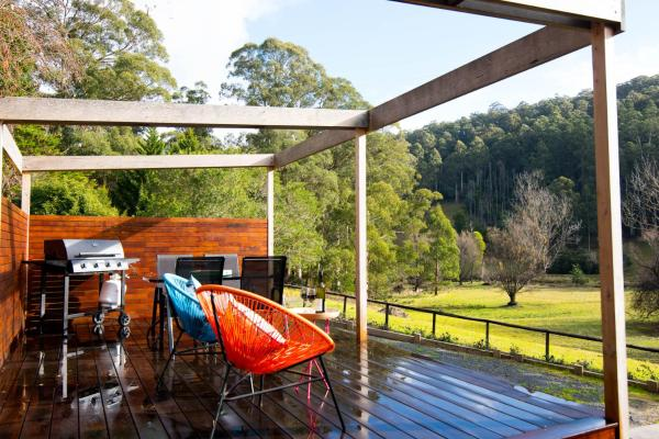 Photos de l'hôtel: Toorongo River Chalets, Noojee