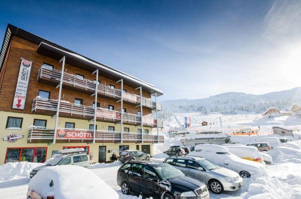 Fotografie hotelů: Ferienwohnung Ski-Hans, Donnersbach