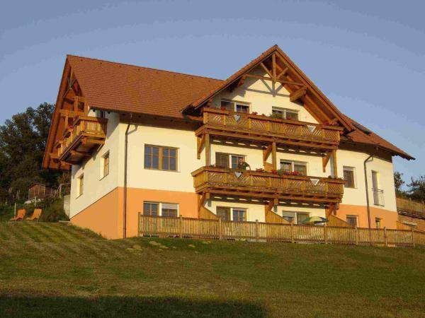Zdjęcia hotelu: Pension Ritz, Loipersdorf bei Fürstenfeld