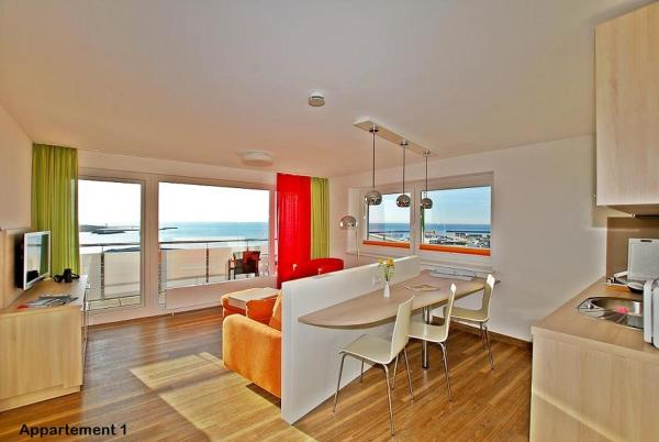 Hotelbilleder: Apartmenthaus Hohenfels, Helgoland