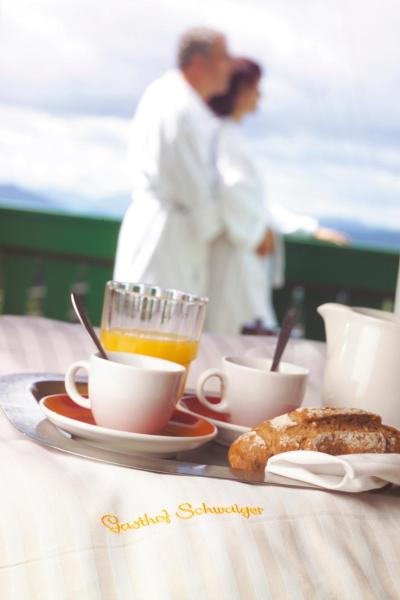Hotelfoto's: Landhotel Schwaiger, Sankt Kathrein am Offenegg