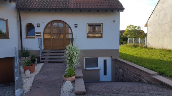 Hotelbilleder: Ferienhaus Schwörer, Rheinhausen