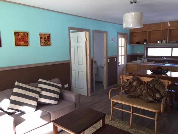 Фотографии отеля: Cabanas San Vicente, Nevados de Chillan