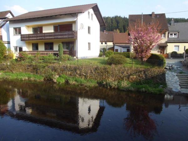 Hotelbilleder: Ferienwohnungen An der Rodach, Steinwiesen