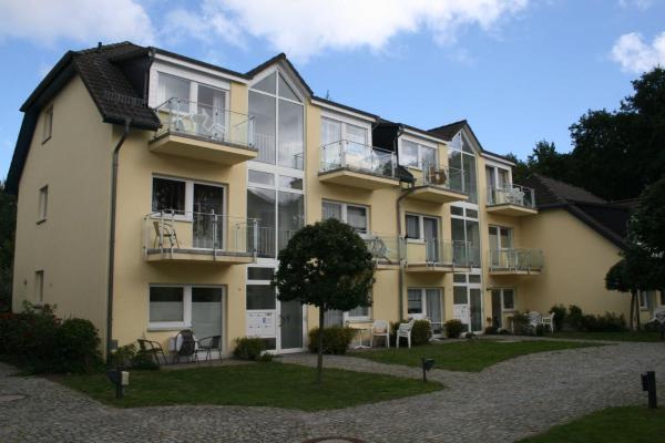 Hotelbilleder: F_01 Appartementanlage Eldena - Ferienwohnung 16, Lobbe
